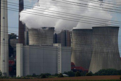 Exhaust rises from cooling towers at the Neurath lignit coal-fired power station in Grevenbroich, Germany. Nearly 200 nations gather in Doha from Monday for a new round of climate talks as a rush of reports warn extreme weather events may become commonplace if mitigation efforts fail