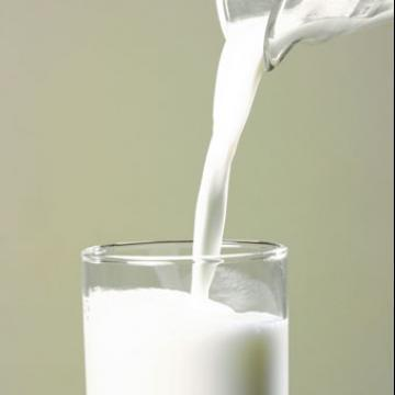 "<div class=""caption-credit""> Photo by: ThinkStock</div><div class=""caption-title"">Get Milk!</div>That now-classic milk mustache ad is spot on. Just one glass of milk a day has 30% of the calcium needs for the under-50 set. Add a few more ounces if you're over 50. The jury is still out about whether skim and fat-free versions are the best choices so go ahead and have whole milk if it tastes better to you. You'll be more likely to down the recommended amount and you'll only be spending about 150 to 175 calories depending on how many ounces you drink. Look for brands with vitamin D added for even more bone-boosting benefits."