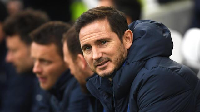 Chelsea's continued inconsistency is frustrating Frank Lampard, but he is determined to keep working to improve his team.