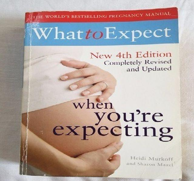 'What to Expect when you are expecting': the perfect gift for all frazzled Mums-to-be