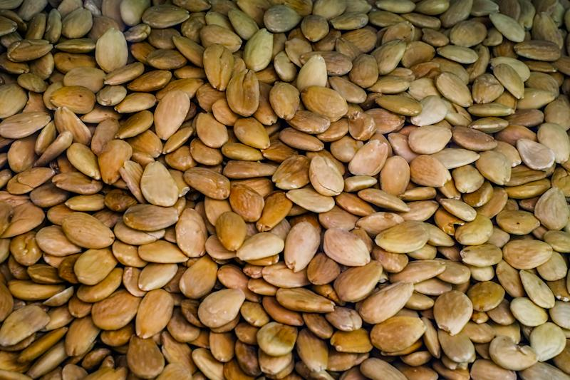 Almendras Foto: Getty
