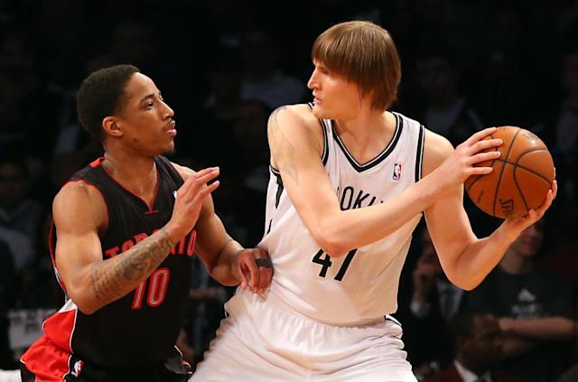 Sources: Despite player's reluctance, 76ers want Andrei Kirilenko to report and play