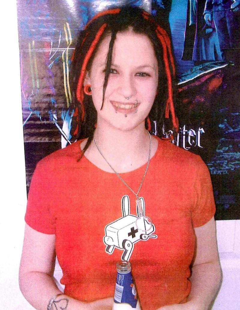 Murder victim Sophie Lancaster was attacked because she was allegedly dressed like a goth.