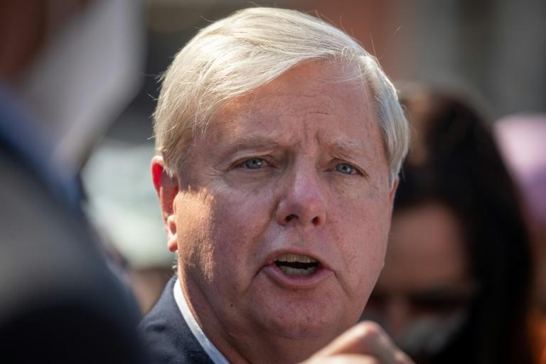 Senator Lindsey Graham has been one of Trump's most loyal backers despite being a sharp critic of him in the past