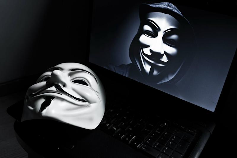 Hackers attack KKK and briefly bring down main website