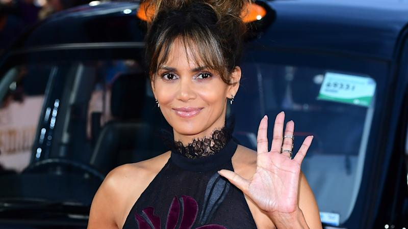 Halle Berry, 53, stuns fans as she shows off her rock-hard abs