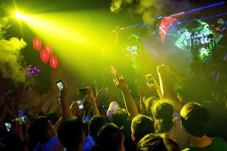MDMA is known to nightclubbers as ecstasy