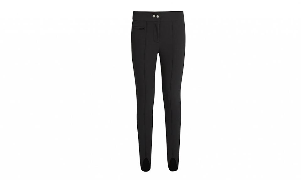 "<p>Allure Stirrup Ski Leggings, $155, <a href=""http://www.matchesfashion.com/us/products/1060218?country=USA&qxjkl=tsid:57534&utm_source=polyvore&utm_medium=affiliation&utm_campaign=us&utm_term=leggings"" rel=""nofollow noopener"" target=""_blank"" data-ylk=""slk:matchesfashion.com"" class=""link rapid-noclick-resp"">matchesfashion.com</a> </p>"