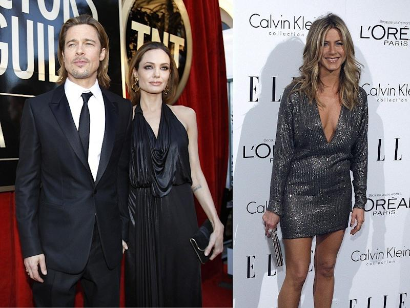 Jennifer Aniston Hires 'Confidence Coach' to Help her Face Brad Pitt and Angelina Jolie