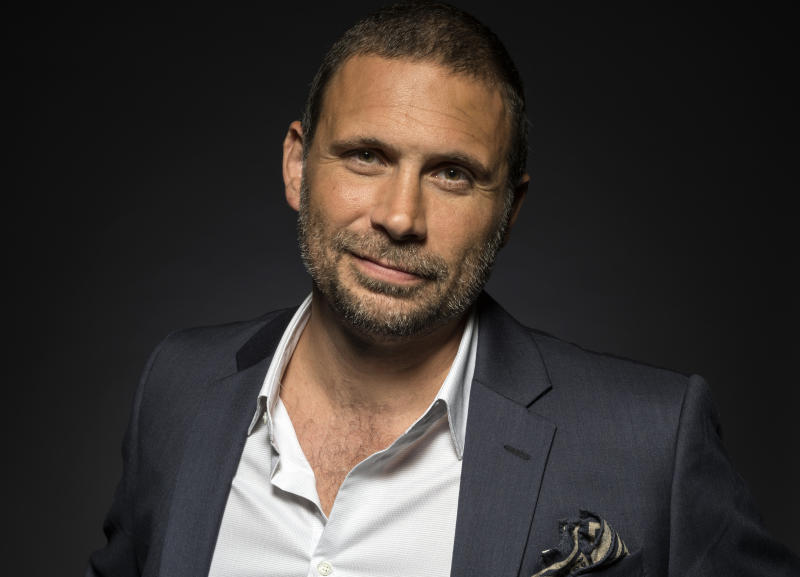 """FILE - This July 25, 2017 file photo shows Jeremy Sisto during a portrait session at the 2017 Summer TCAs in Beverly Hills, Calif. Sisto portrays Jubal Valentine, FBI assistant special agent-in-charge, in the CBS hit show """"FBI."""" (Photo by Ron Eshel/Invision/AP)"""