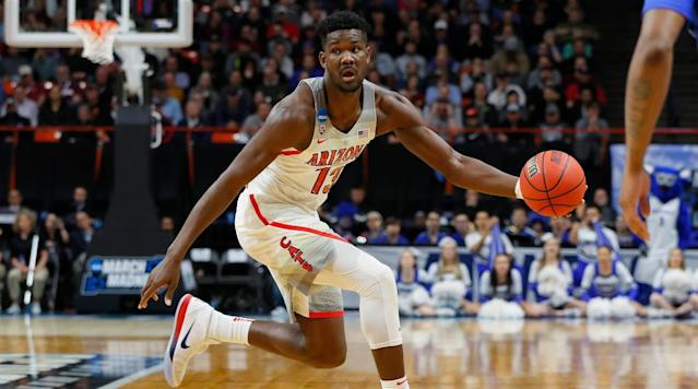 Where will Deandre Ayton go in the draft? The Crossover's Front Office breaks down his strengths, weaknesses and more in its in-depth scouting report.