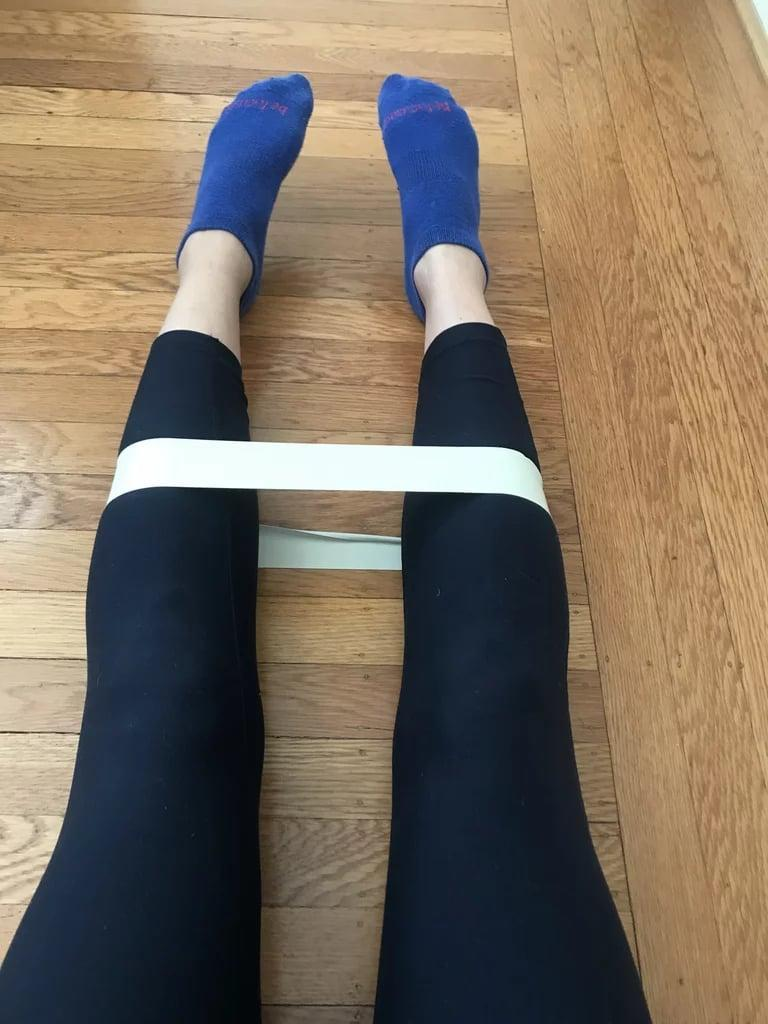 """<p><strong>The item:</strong> <span>Old Navy High-Waisted Elevate Built-In Sculpt 7/8-Length Compression Leggings</span> ($20-$50, originally $50)</p> <p><strong>What our editor said:</strong> """"It was clear to me the minute I put these on that this legging was about movement much more than sweat-wicking. Boy could I move my legs! These are also incredibly snug. I was fearful that that might restrict my movement in the session, but it wasn't the case. I had all of the mobility I needed. And the best part about these leggings is that I never had to tug them up."""" - RB </p><p>If you want to read more, here is the <a href=""""https://www.popsugar.com/fitness/old-navy-workout-tights-review-47257675#photo-47263888"""" class=""""link rapid-noclick-resp"""" rel=""""nofollow noopener"""" target=""""_blank"""" data-ylk=""""slk:complete review"""">complete review</a>.</p>"""