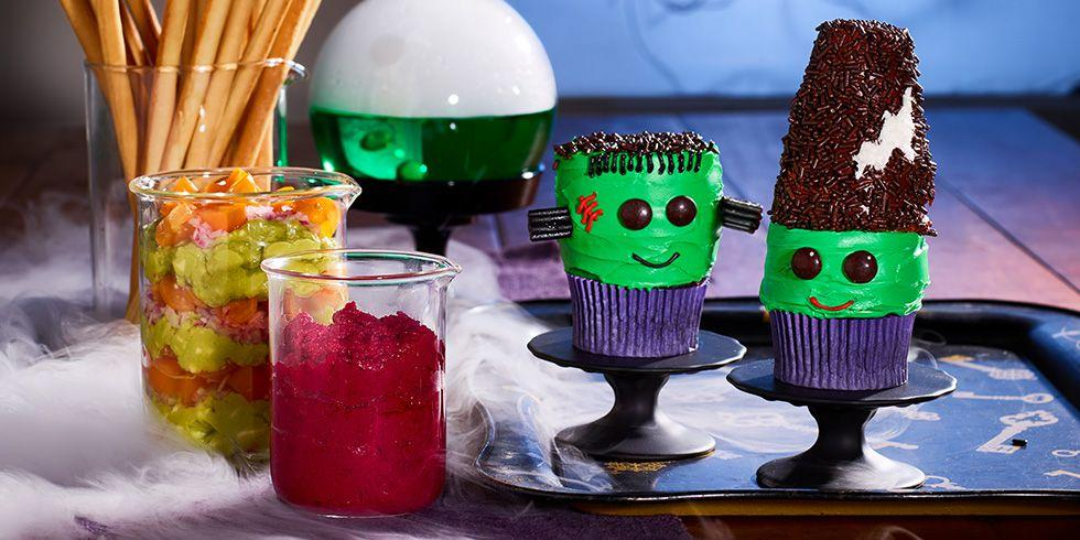 "<p>The key to throwing a successful Halloween party: Making loads of festive food that'll impress your guests and taste good to boot. From <a rel=""nofollow"" href=""https://www.womansday.com/food-recipes/g2574/easy-halloween-appetizers/"">creepy appetizers</a> to <a rel=""nofollow"" href=""https://www.womansday.com/food-recipes/food-drinks/g1289/halloween-treat-ideas/"">clever desserts</a>, all of these recipes should be part of your menu for this year's gathering. </p>"