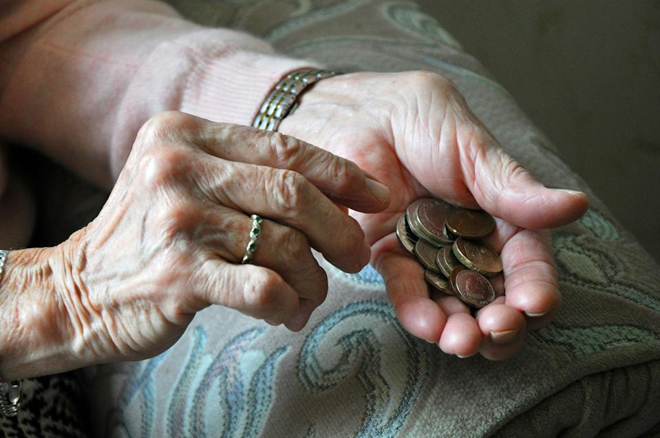 Miscalculating how long its elderly would live has been a source of pain for Genworth's finances. Source: PA Money News