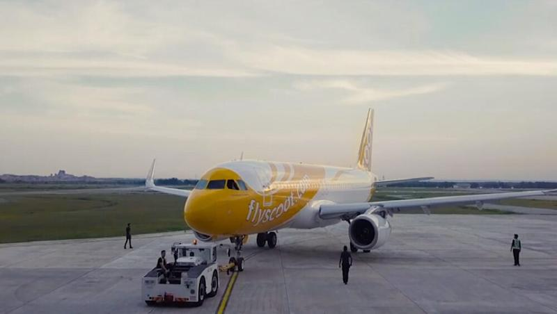 Scoot Airways Flight Makes Emergency Landing at Chennai Airport After Pilot Detects Smoke