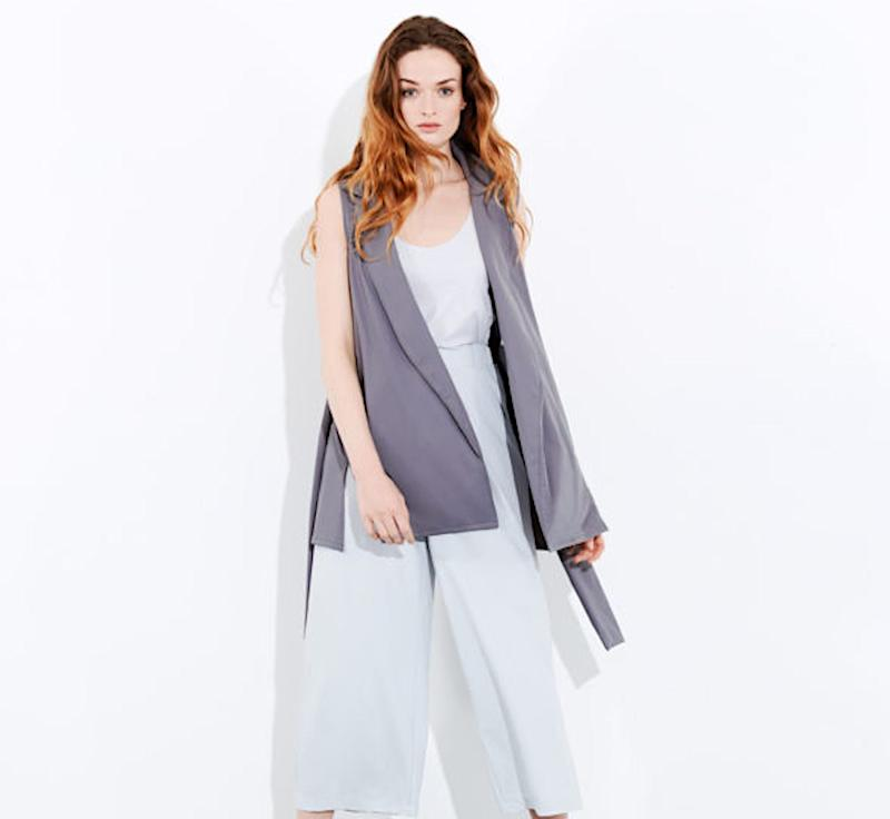 Just in time for summer, this athleisure brand launched an easy, breezy silk collection