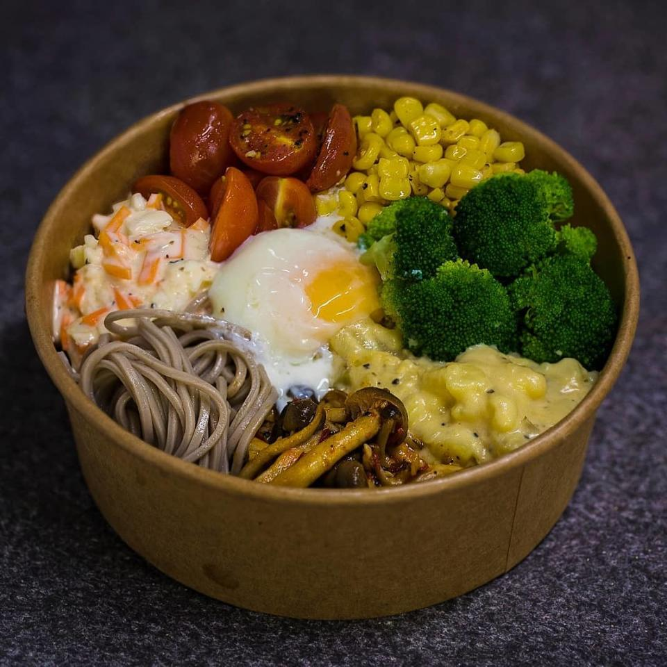 Close-up of a meal. (PHOTO: Beng Who Cooks)