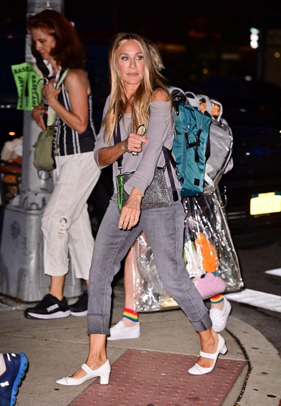 SJP is bringing back this microbag trend