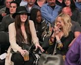 """<p>Khloe and Nicole both attended school together in Los Angeles, California. </p><p>Speaking on the <a href=""""https://podcasts.apple.com/us/podcast/khlo%C3%A9-kardashian-and-malika-haqq/id1532801289?i=1000494446199"""" rel=""""nofollow noopener"""" target=""""_blank"""" data-ylk=""""slk:Emergency Contact"""" class=""""link rapid-noclick-resp"""">Emergency Contact</a> podcast in October, Kardashian said Richie was one of her 'best friends' growing up after they attended the same school together. </p><p>Kardashian ended up working for Richie later on in life while remaining friends, as she explained on the podcast: 'We were really close and then towards the end of Simple Life she needed some help and I needed a job so I did that,' the reality star noted. <br></p>"""