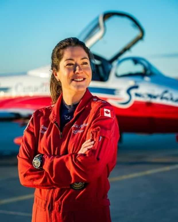 """The final report said Jenn Casey, a public affairs officer with the Snowbirds, died after she was ejected from the aircraft """"at low altitude and in conditions that were outside safe ejection seat operation parameters."""""""