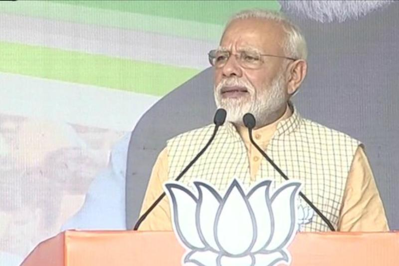 Took Care of Article 370 in J&K Without Creating Any New Problems, Says Modi in Jharkhand Rally