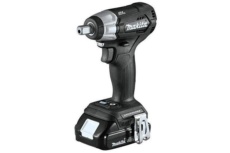 """<p><strong>Makita</strong></p><p>amazon.com</p><p><strong>$289.00</strong></p><p><a href=""""https://www.amazon.com/dp/B07L6CPVPP?tag=syn-yahoo-20&ascsubtag=%5Bartid%7C10060.g.2028%5Bsrc%7Cyahoo-us"""" rel=""""nofollow noopener"""" target=""""_blank"""" data-ylk=""""slk:Buy Now"""" class=""""link rapid-noclick-resp"""">Buy Now</a></p><p>• Power: 18-V<br>• Drive size: ½-in.<br>• Motor: Brushless<br>• RPM: 2,400<br>• IPM: 3,600<br>• Torque: 155 ft-lb<br>• Battery: 2-Ah (x2) </p><p>Makita engineers succeeded in packing a lot of power and features into this ultra-compact wrench, making it the ideal tool when working in tight spaces. We also love its dual LED work lights and super-efficient brushless motor. </p>"""