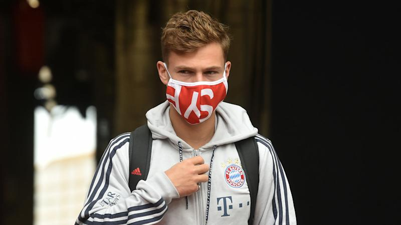 Kimmich: Bayern considering joint protest over George Floyd death