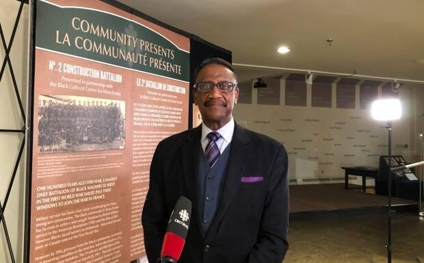 Douglas Ruck will conduct a systemic discrimination review for the Nova Scotia Barristers' Society. (Vernon Ramesar/CBC - image credit)