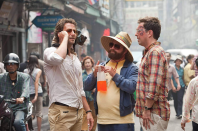 <p>After the success of <em>The Hangover</em> in 2009, writer and director Judd Apatow decided to get the gang back together for another wedding...we mean movie. All of the original stars returned, which made it one of the most highly-anticipated releases of the year.</p>