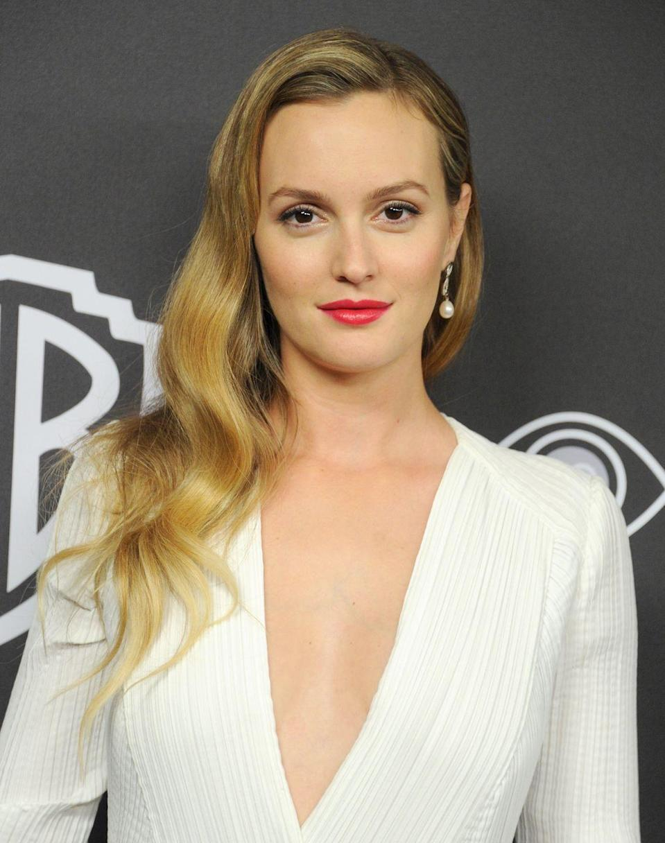 <p>After her rise to fame on<em> Gossip Girl</em>, Leighton Meester moved on to movies. Unfortunately one of those films was Adam Sandler's flop of a movie called <em>That's My Boy</em>.</p>