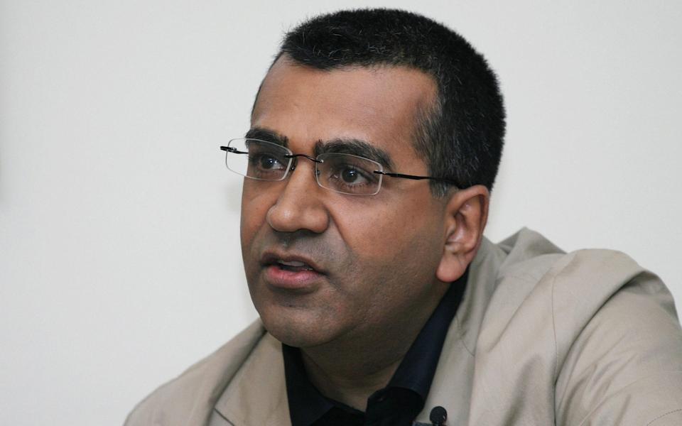 Martin Bashir was rehired by the BBC as religious affairs editor in 2016