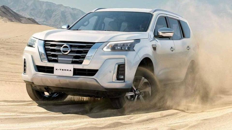2021 Nissan X-Terra SUV, with a 2.5-liter petrol engine, launched