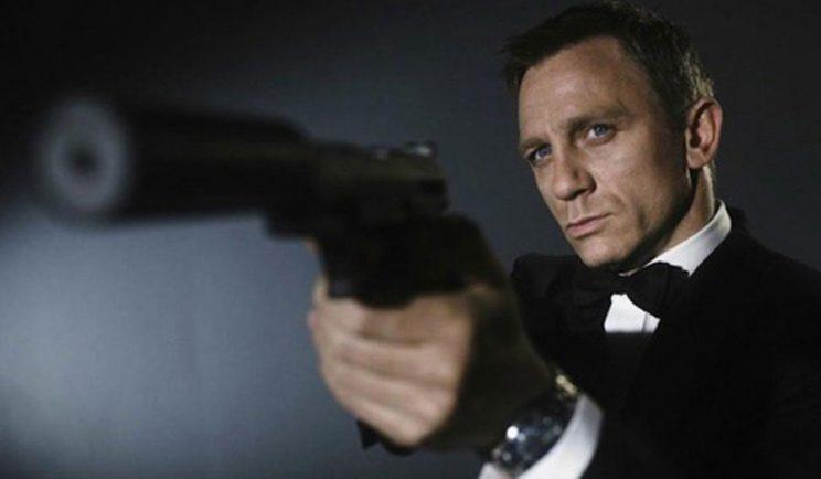 Daniel Craig stars as Bond - Credit: MGM/Eon