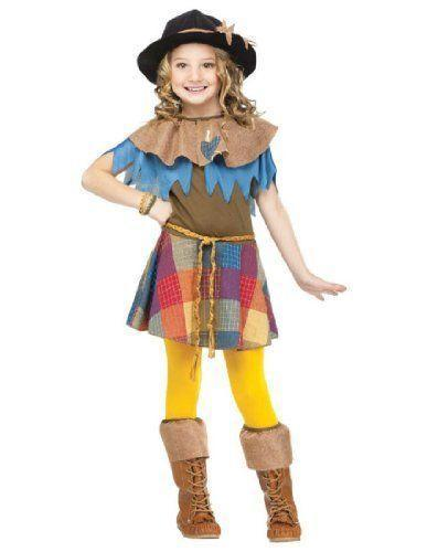 """<p><strong>Fun World Costumes</strong></p><p>amazon.com</p><p><strong>$14.95</strong></p><p><a href=""""http://www.amazon.com/dp/B00C5WBBYU/?tag=syn-yahoo-20&ascsubtag=%5Bartid%7C10050.g.28190286%5Bsrc%7Cyahoo-us"""" rel=""""nofollow noopener"""" target=""""_blank"""" data-ylk=""""slk:Shop Now"""" class=""""link rapid-noclick-resp"""">Shop Now</a></p><p>This ready-made costume is an adorable option, but you could just as easily score a similar look with a plaid skirt and matching shirt.</p>"""