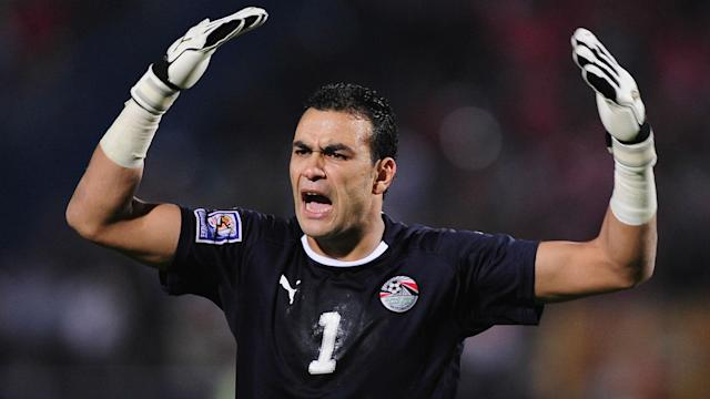 Faryd Mondragon's record as the oldest player in World Cup history will be surpassed by the 45-year-old Pharaoh's goalkeeper