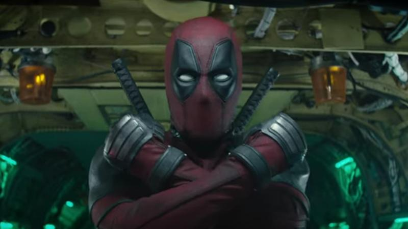 """Deadpool 2"": Super-Antiheld ballert sich durch neuen Trailer"