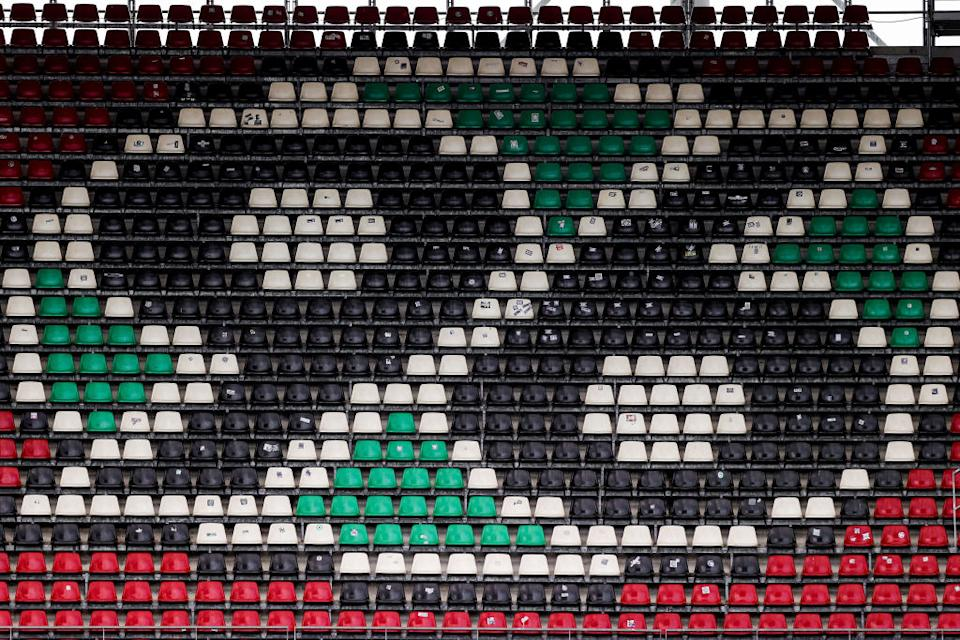 Hannover 96 (Photo by Friedemann Vogel/Pool via Getty Images)