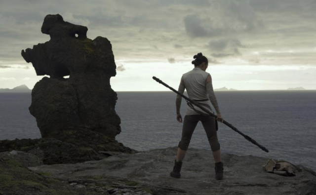 The adventures of Daisy Ridley's Rey could continue for another decade. (Photo: Lucasfilm)