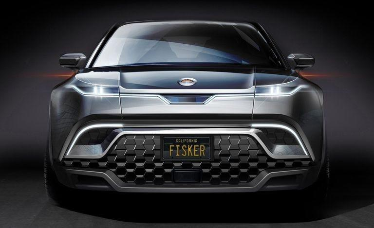 See the Ocean in Las Vegas: Fisker will unveil its electric SUV at CES 2020 in January