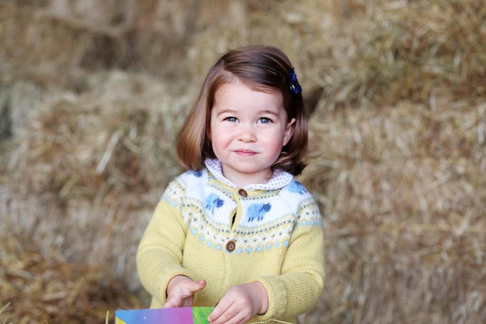 Why Kate Middleton's birthday portraits of Prince George, Louis and Princess Charlotte are relatable