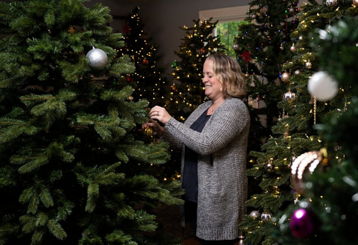 Artificial Christmas trees will be among some of the most popular products predicted to sell out early this year.