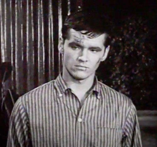 """<p>First movie: Jack Nicholson's first role was in the 1958 movie <a href=""""https://www.imdb.com/title/tt0051500/?ref_=nm_flmg_act_77"""" rel=""""nofollow noopener"""" target=""""_blank"""" data-ylk=""""slk:The Cry Baby Killer"""" class=""""link rapid-noclick-resp"""">The Cry Baby Killer</a>. He played a panicked teenage boy who takes hostages when he belives he has committed murder. Nicholson was 19 years old when the film was released.</p>"""