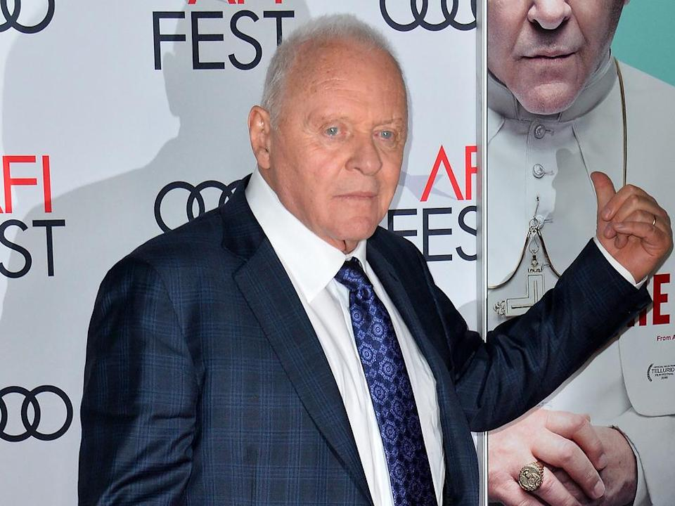 Anthony Hopkins ist einer der Oscar-Nominierten (Bild: Featureflash Photo Agency/Shutterstock.com)