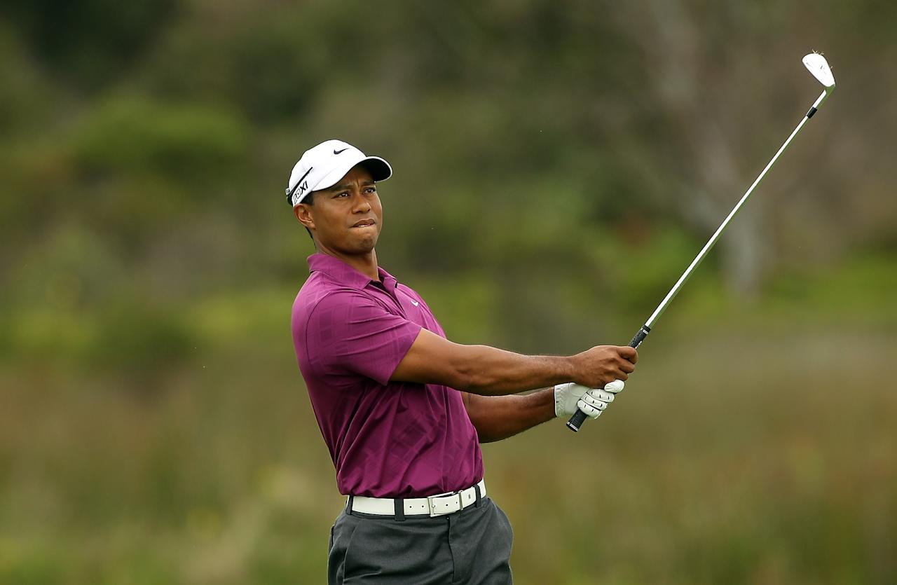 Tiger woods dating in Australia