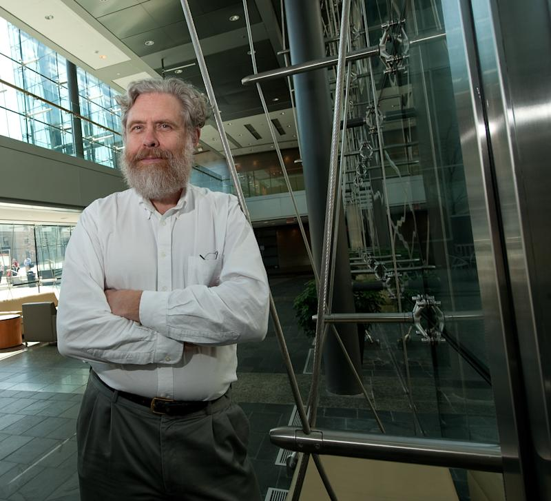 USA - Science - Director of the Center for Computational Genetics at Harvard Medical School George Church
