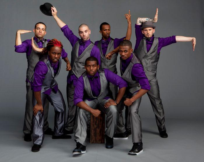 "Eclectic Gentlemen compete on Season 6 of ""America's Best Dance Crew."""