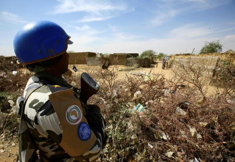 There are around 12,000 troops operating under the UN peacekeeping mission in South Sudan