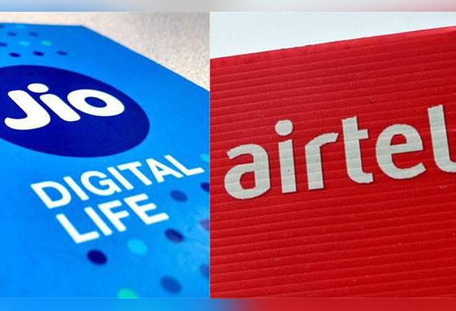Jio now has a customer base of 306 million while Airtel is lagging behind with 284 million, nearly 8% lower than Jio. Meanwhile, market leader Vodafone-Idea's eroding mobile subscriber base came down to 409.3 million in end-February<br /><br /><br />