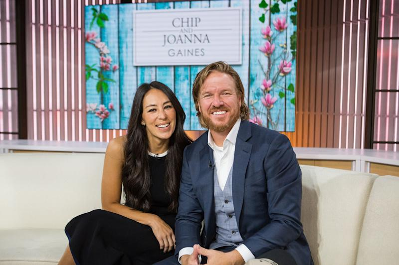 Chip and Joanna Gaines's Cable Network Will Launch in the Summer of 2020