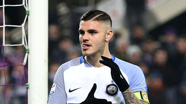 Discussions are set to take place over a new deal at Inter for Mauro Icardi but Wanda Nara claims her husband has other offers on the table.